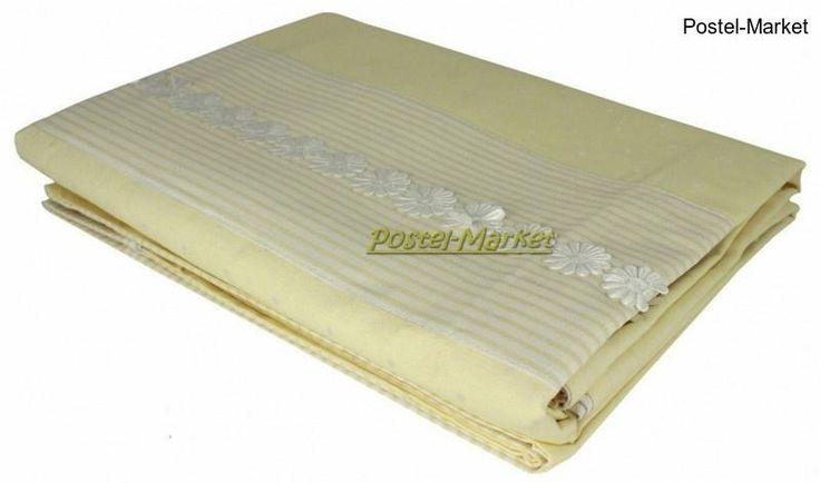 Постельное белье Веселий горошок Руно бязь в кроватку желтое купить в интернет магазине Постель Маркет (Киев, Украина)