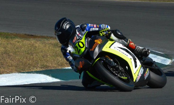 Mitchell Paynter at round 3 of the Superbike Championships at QLD Raceway 2014, Photo by FairPix. #Reevu