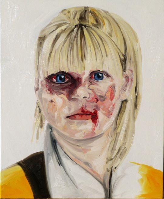 Julien Legars, Fillette © - Some amazing artwork on this site