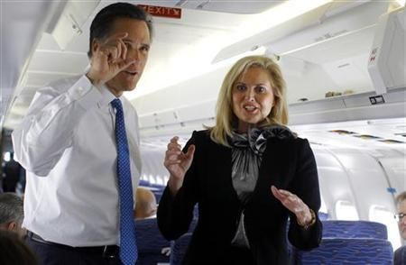 Mitt Romney Wife Photo Gallery | candidate and former Massachusetts Governor Mitt Romney and his wife ...