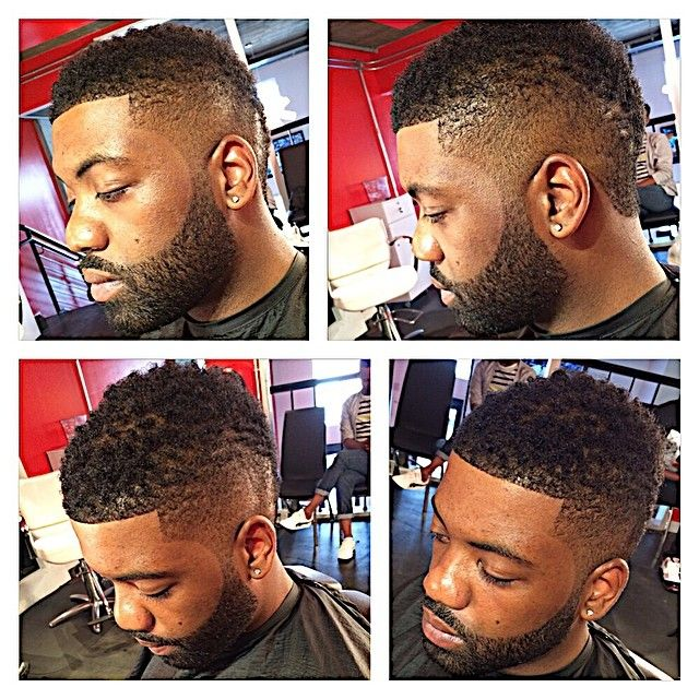 This cut.. Great shave and fade