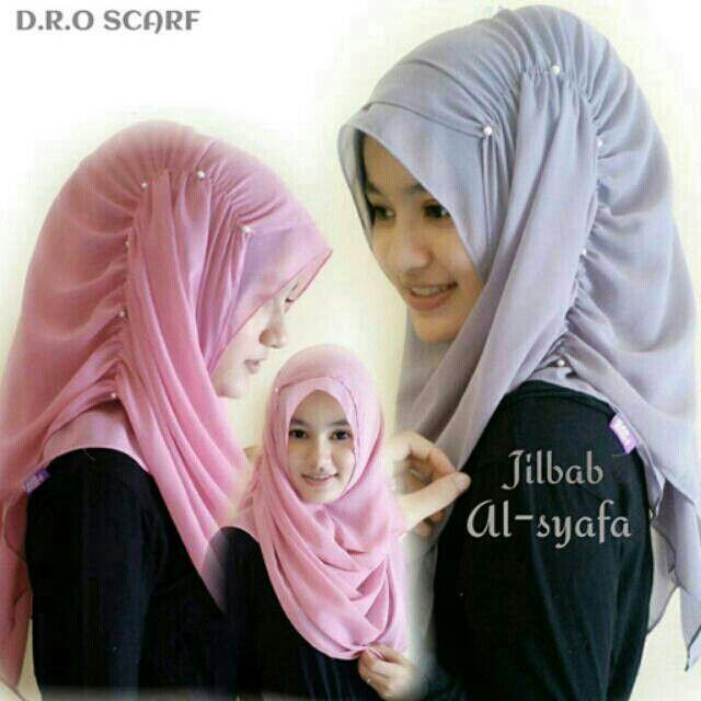 Temukan dan dapatkan Kerudung / jilbab instant simple Al-syafa hanya Rp 45.000 di Shopee sekarang juga! http://shopee.co.id/dro.fashion/11401337 #ShopeeID