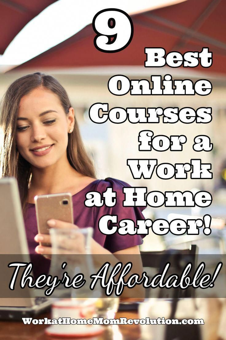 9 Legit and Affordable Online Courses to Prepare You to Work from Home