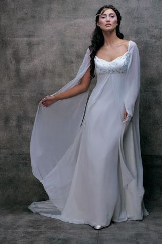 Medieval Wedding Gowns | Renaissance Wedding Dresses | It's All About The Weddings
