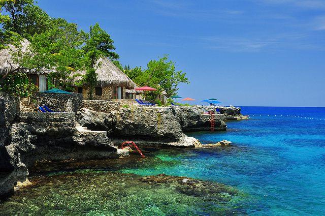 Jamaica. Positive Life.
