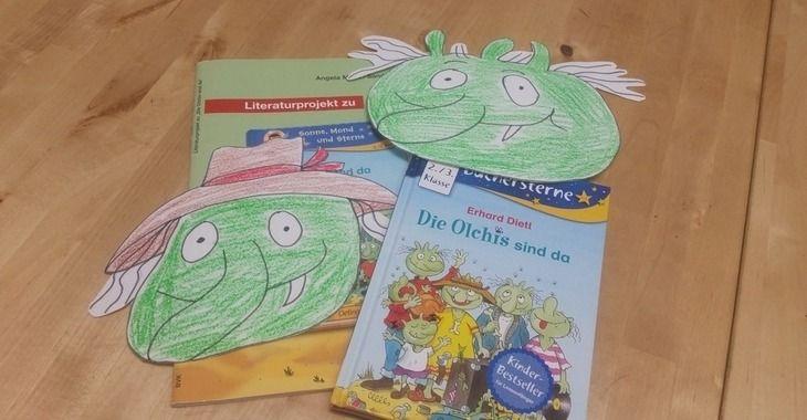 """Das Ferienprojekt """"olchige Müllsheriffs für Chorweiler"""" richtet sich an Kinder zwischen 7 und 9 Jahren. Gemeinsam lesen und erarbeiten sie das Buch """"die Olchis sind da"""" von Helmut Dietl, spielen, basteln, lachen und genießen die Ferien."""