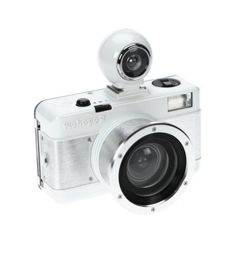Lomography - Fisheye 2 - Edition White Knight