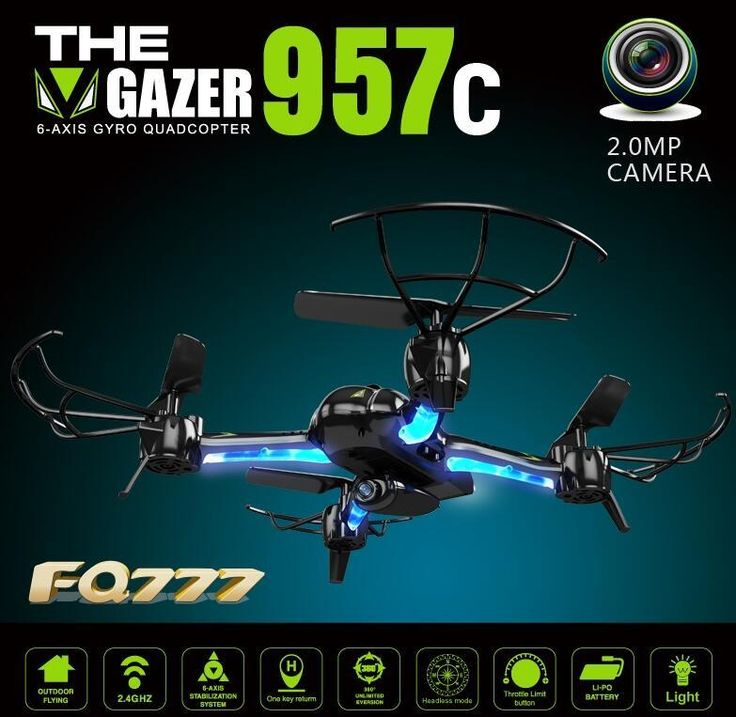 Fpv Drone Quadcopter Fq777 957c 6 Axis Gyro 5.8g Fpv With 2.0mp Outdoor Wifi Camera Rtf Rc Drones 2.4ghz Bw02 Drone Plane For Sale Video Drone Copter From Electric_world, $62.81| Dhgate.Com