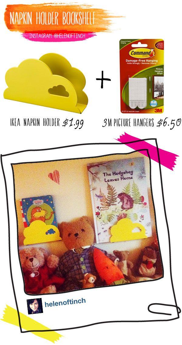 ikea-hack-bookshelf-napkinholder
