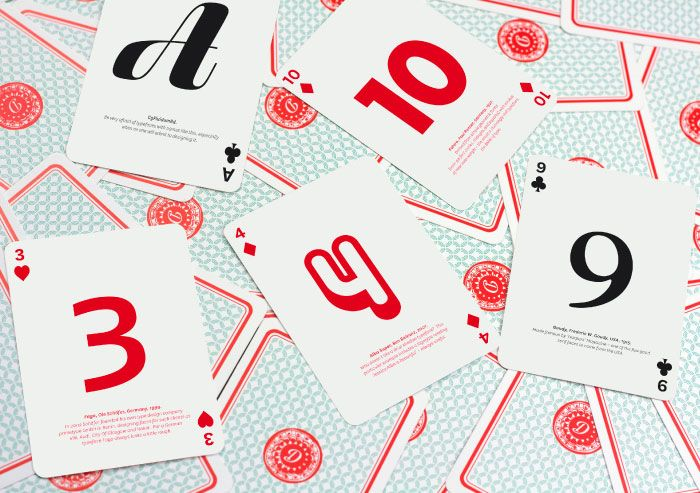 Dashwood | Playing Card Christmas Cards