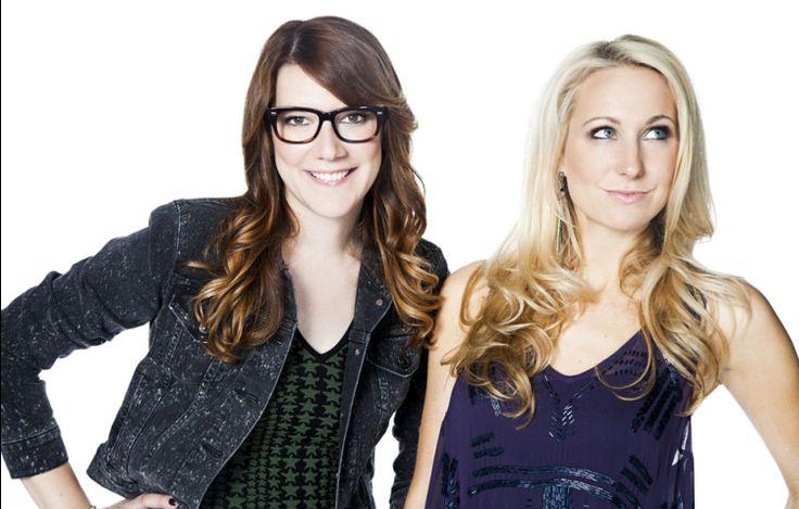 Sara Schaefer and Nikki Glaser, hosts of MTV's 'Nikki & Sara LIVE' | MTV Photo Gallery