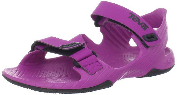 Amazon.com: Teva Barracuda Kids Sandal: Shoes