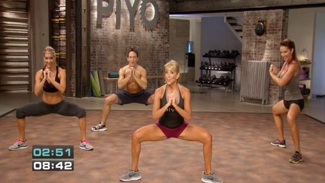 PiYO Disc 2 - Strength Intervals