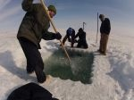 Gold divers, not diggers, on 'Under the Ice'