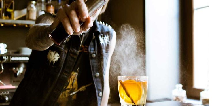 Smoked cocktails at home? You can do it!