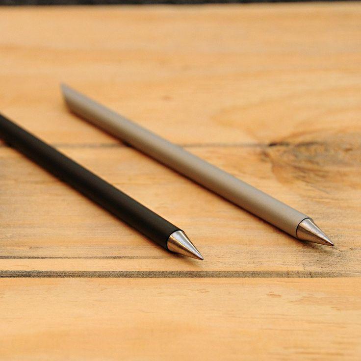 The Inkless Metal Pen - Cool Material