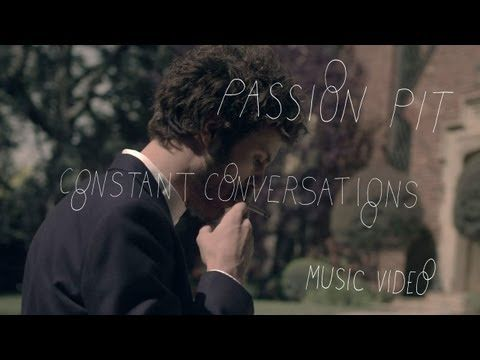 """Passion Pit - """"Constant Conversations"""" -- easy to like every Passion Pit track"""