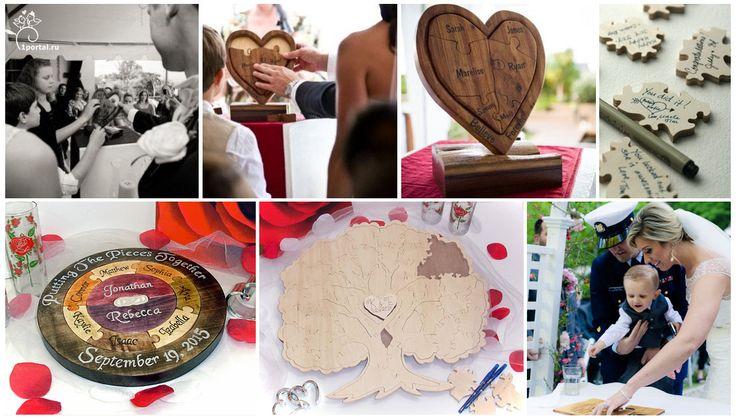 Wedding ceremony - puzzle