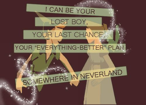 Somewhere In Neverland/All Time Low