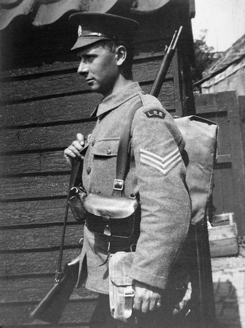 World War I - 1914 Pattern British Equipment