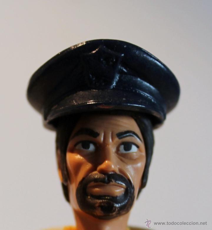 Gorra militar de plato escala Madelman - Marca desconocida (Juguetes - Figuras de Acción - Madelman)