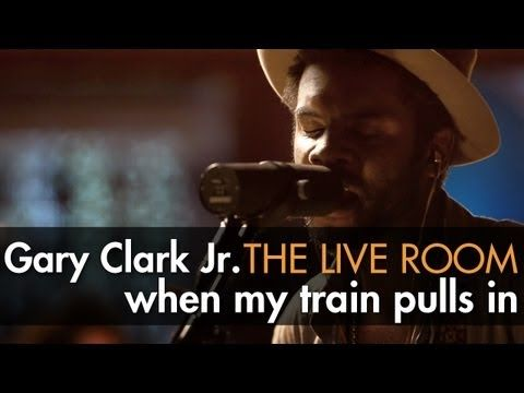 "▶ Gary Clark Jr. - ""When My Train Pulls In"" captured in The Live Room - YouTube"