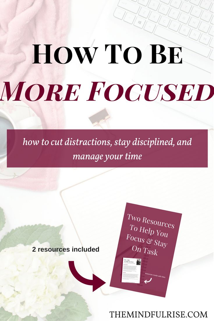 how to focus   focus tips & how to improve focus  how to focus better