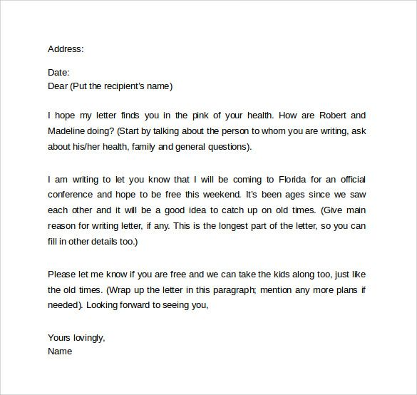 The 25+ best Official letter format ideas on Pinterest Official - letter writing format