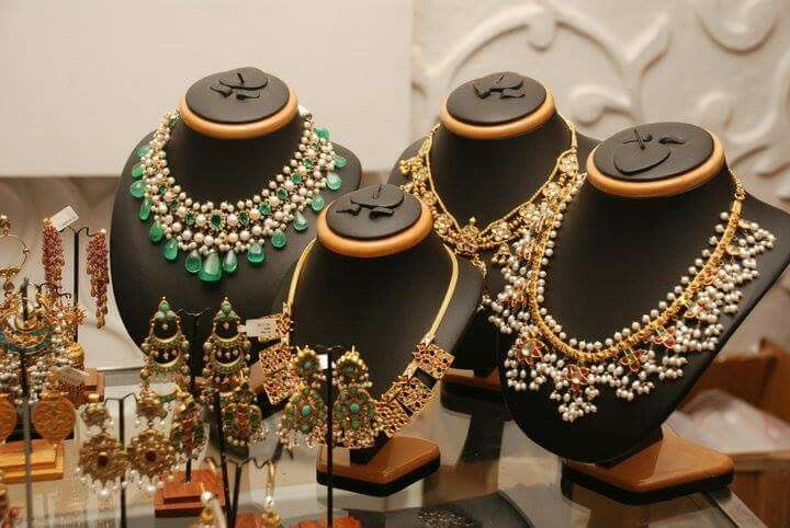 Hyderabadi Jewellery exhibition