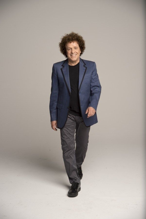Rock Club 40 chats with LEO SAYER