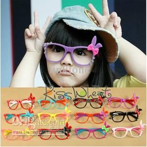 Wholesale cheap fashion frames online, 1cm   - Find best  cute candy color children sunglasses frames fashion rabbit glasses frame bowknot glasses frame at discount prices from Chinese fashion sunglasses frames supplier - linktone on DHgate.com.