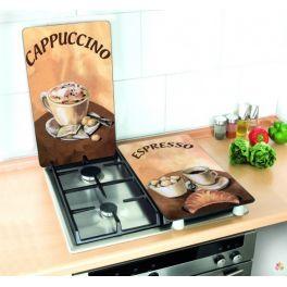 Tapa vitroceramica de cristal universal Kaffee