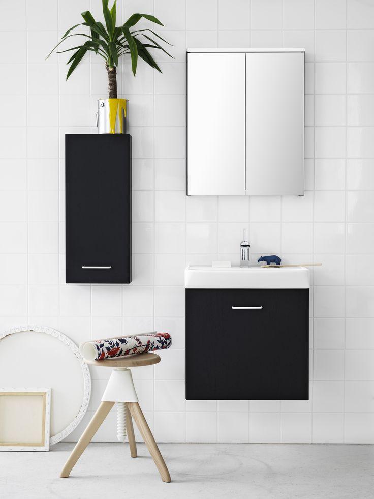 Skapa - uutuus pieniin kylpyhuoneisiin. Laatu, muotoilu, yksityiskohdat ja toiminnot. Ilman kompromisseja. www.svedbergs.fi #habitare2016 #design #sisustus #messut #helsinki #messukeskus