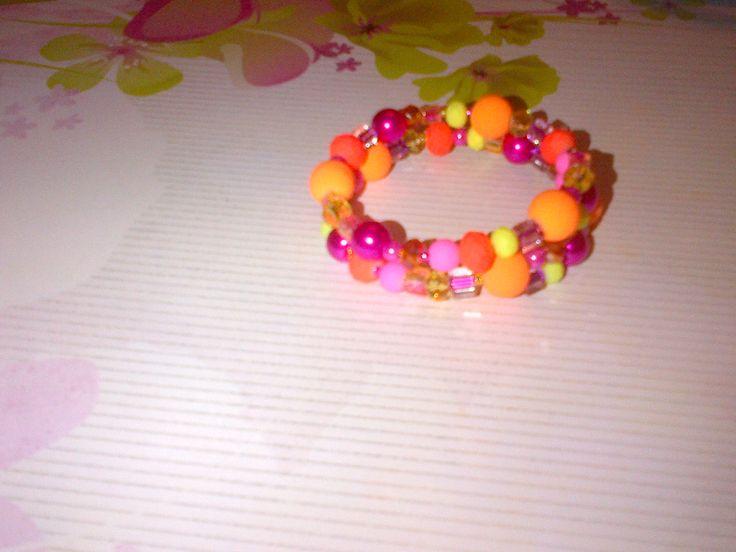 A bright kids bracelet