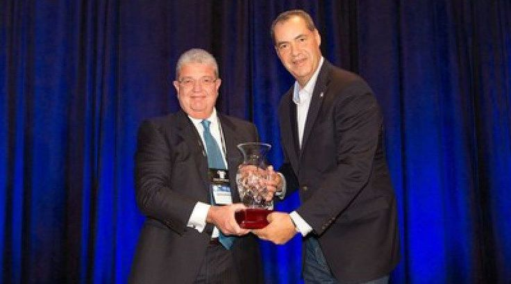 "Florida banker given distinguished honor at Florida Bankers Association's Annual Meeting Continental National Bank's, President and CEO Guillermo Diaz-Rousselot has been named 2017 ""Banker of the Year"" by the Florida Bankers Association (FBA). The award, which annually recognizes an individual who demonstrates the highest level of commitment to the banking industry and service to his... #banker"
