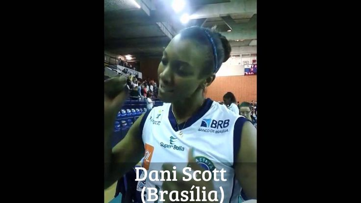 Entrevista com Dani Scott (Brasília Vôlei)