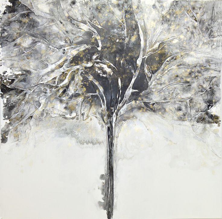 SOLD: Snow Tree