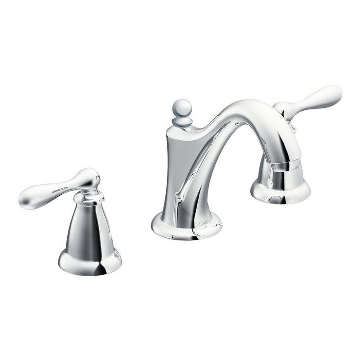 Moen CA84440 Caldwell WaterSense Bathroom Sink Faucet ...