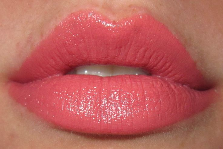 Mac Fanfare. My favorite spring color this year! Great for a more neutral look without washing out your lips like most nude colors do.