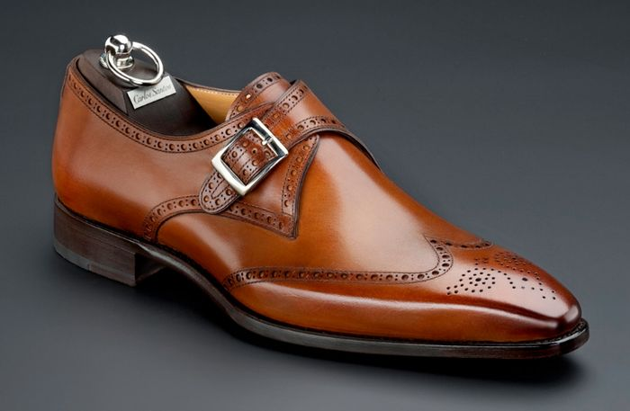 Tomboy Tailors is having shoes made down to U.S. Men's size 5 and will have Carlos Santos shoes online and in the store starting March 2014. Available in U.S.