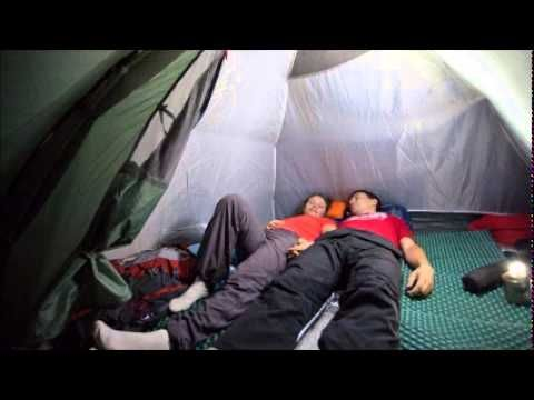 8 HOURS of RAIN on a TENT I To induce sleep and staying asleep | Sound T...