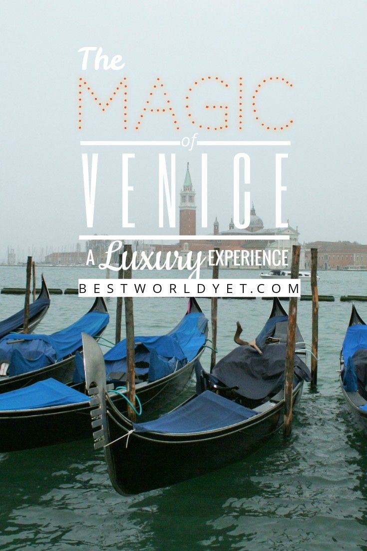 Our guide to a luxurious rendezvous with Venice, Italy.