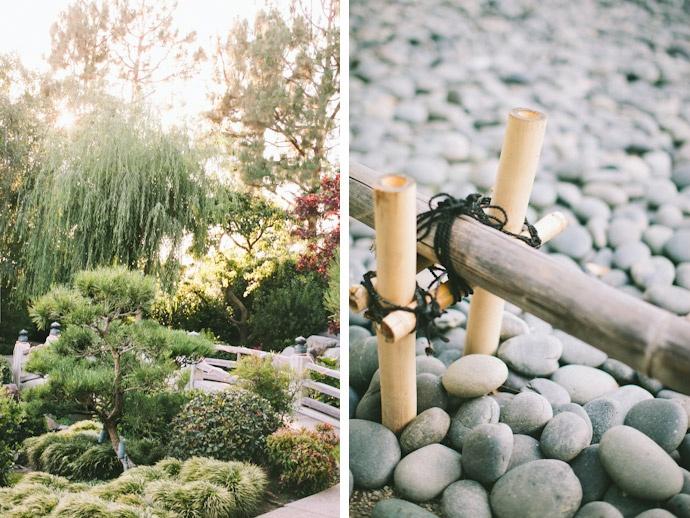 Long Beach Japanese Garden Wedding Venue