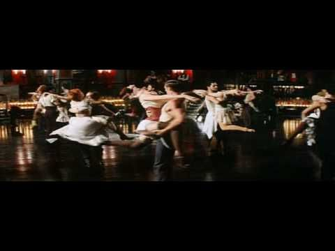 El Tango De Roxanne in Moulin Rouge - The story of Roxanne (song by The Police) told & danced mirrors and elaborates the main plot thread in Moulin Rouge.