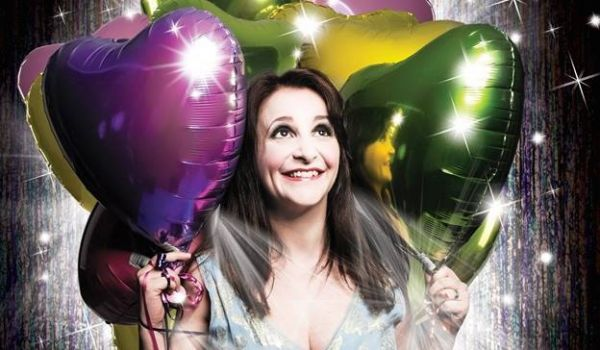 Lucy Porter at the Colston Hall in Bristol on Wednesday 4 March 2015