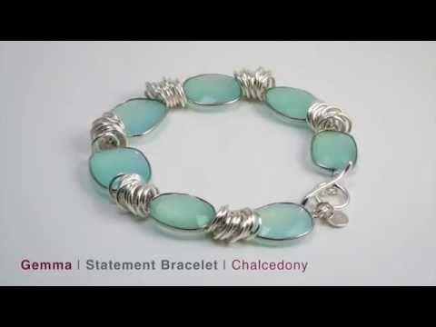Gemma - Statement Bracelet