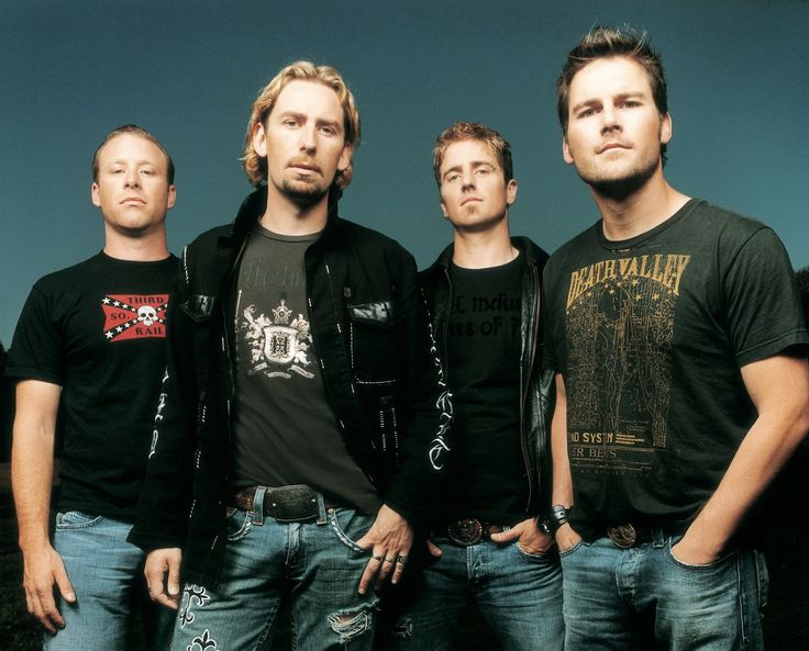 Jingle Jangle Jungle: Bands we love to hate (justified or not): Nickelback