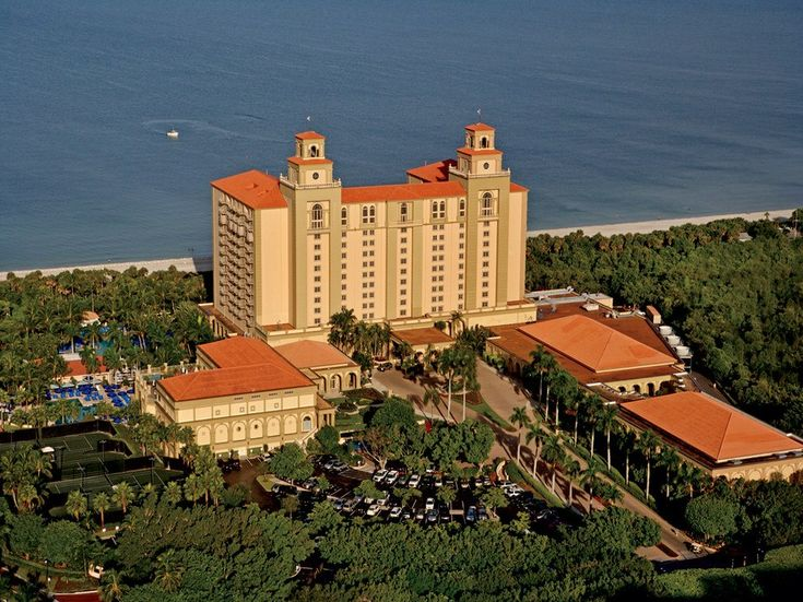 This U-shaped resort with two orange Mediterranean-style towers overlooks the Gulf of Mexico and is near the Naples Zoo. Antiques and artwork embellish interiors, as do Waterford chandeliers and Asian carpets. The resort's daily interactive environmental programs for children include nature walks, microscope time in the kid-size lab, and field trips. Rooms in buttercream and light green have dark-wood furniture. Nibble on fresh nigiri rolls at the Sushi Bar or opt for Gumbo Limbo's bar, the…