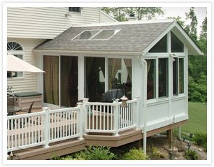 27 best images about sunroom on pinterest shabby chic sunroom ideas and pictures - Types sunrooms advantages ...