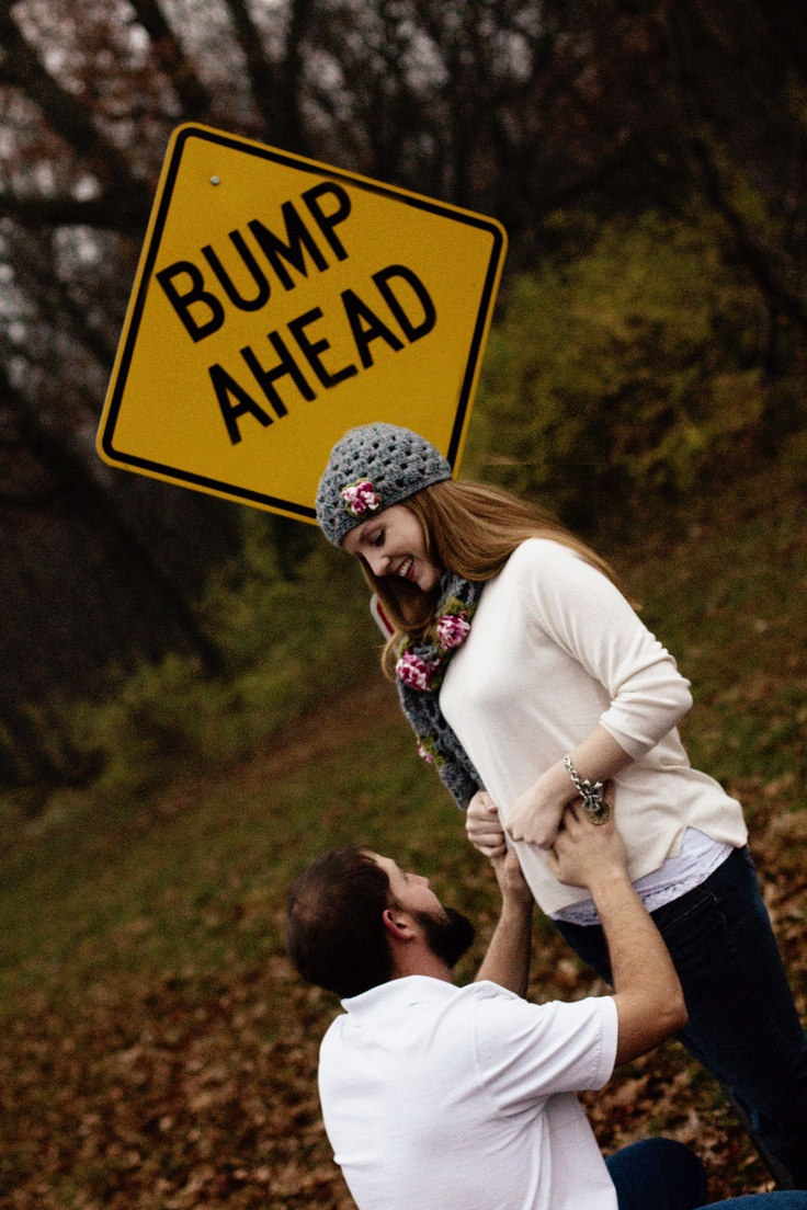 How my husband and I told the world we are expecting a baby!